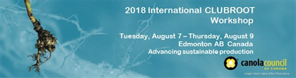 2018 International Clubroot Workshop (header image)
