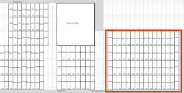 Beusejour plot grid