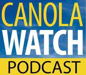 Canola Watch podcast logo 1000