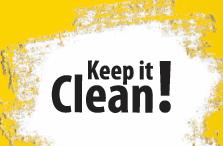 KeepItClean logo
