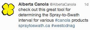 Tweet of week July 31